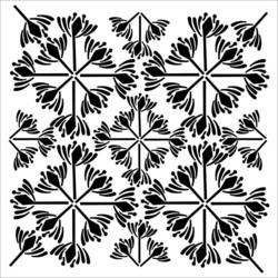 Crafter's Workshop sapluuna Garden Tile