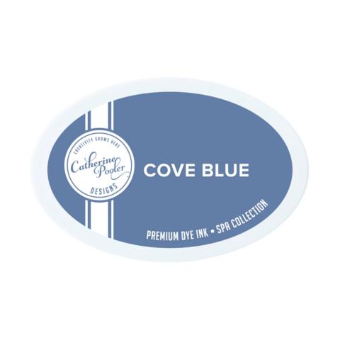 Catherine Pooler Premium Dye Ink -mustetyyny, sävy Cove Blue