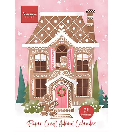 Marianne Design Joulukalenteri