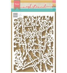 Marianne Design sapluuna Tiny's Frozen Window