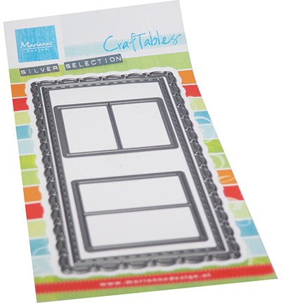 Marianne Design stanssisetti Slimline, Mini Windows