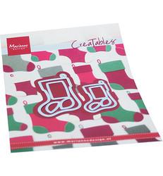 Marianne Design stanssisetti Christmas Stockings