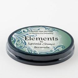 Lavinia Elements Premium Dye Ink -mustetyyny, sävy Bermuda