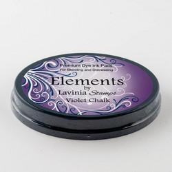 Lavinia Elements Premium Dye Ink -mustetyyny, sävy Violet Chalk