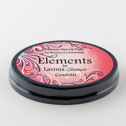 Lavinia Elements Premium Dye Ink -mustetyyny, sävy Confetti