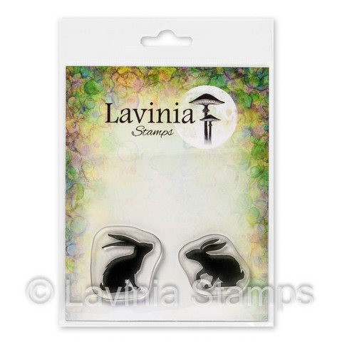 Lavinia Stamps leimasin Forest Hares
