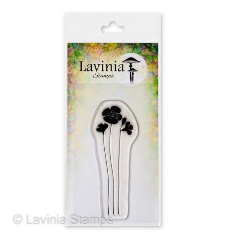 Lavinia Stamps leimasin Garden Poppy