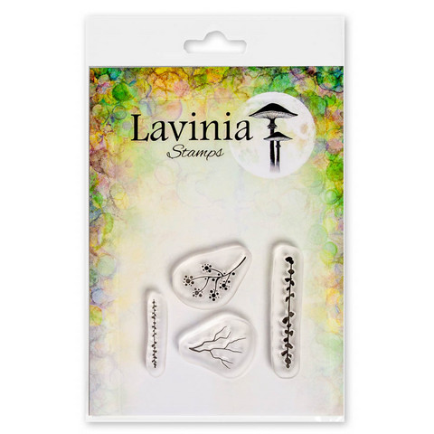 Lavinia Stamps leimasin Foliage