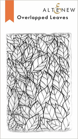 Altenew Overlapped Leaves -leimasin