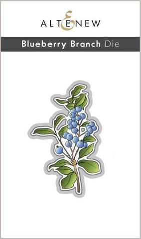 Altenew Blueberry Branch -stanssi