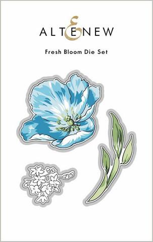 Altenew Fresh Bloom -stanssisetti