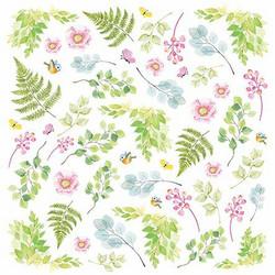 Craft & You skräppipaperi Woodland Story 07