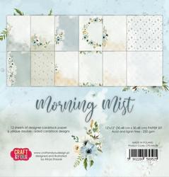 Craft & You paperipakkaus Morning Mist, 12