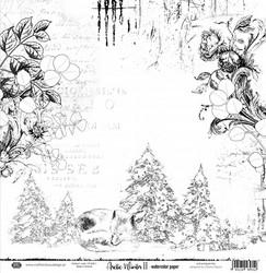 Craft & You skräppipaperi Arctic Winter 11