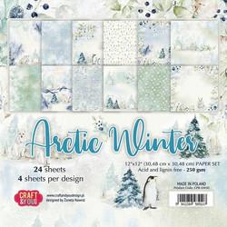 Craft & You paperipakkaus  Arctic Winter