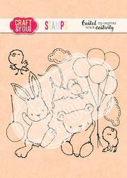 Craft & You leimasin Easter 1