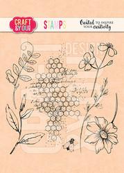 Craft & You leimasin Blossom Meadow