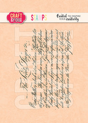 Craft & You leimasin Script