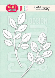 Craft & You stanssi Twigs