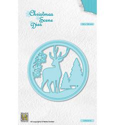 Nellie's Choice stanssi Reindeer