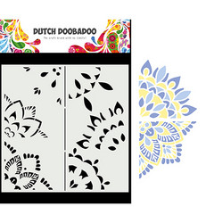 Dutch Doobadoo Slimline Mandala A -sapluuna