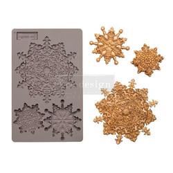 Prima Marketing Mould -muotti Snowflake Jewels
