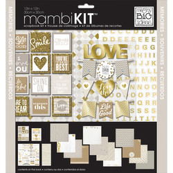 Mambi Kit paperipakkaus Memories, 12