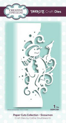 Creative Expressions stanssi Snowman