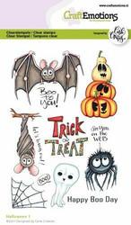 CraftEmotions leimasinsetti Halloween 1