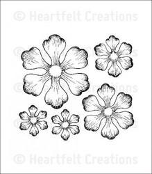 Heartfelt Creationsin Arianna Blooms -leimasinsetti