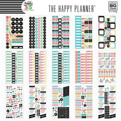 Mambi Happy Planner Value Pack -tarrapakkaus 'Work It Out'