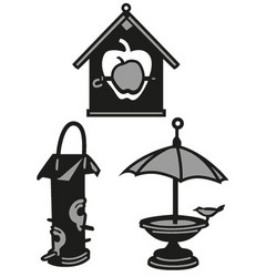 Marianne Design Tiny's Birdhouse stanssisetti