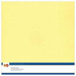 Kartonki, 30.5 x 30.5, sävy Yellow