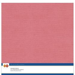 Kartonki, 30.5 x 30.5, sävy Flamingo
