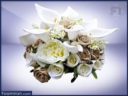 Foamiran - softislevy kukkien tekoon