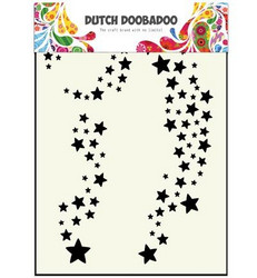 Dutch Duubadoon Stars -maski, tähdet