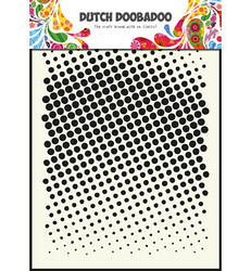 Dutch Doobadoo Faded Dots -maski