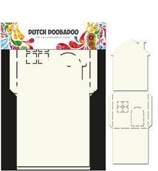 Dutch Doobadoo House -sapluuna, talo