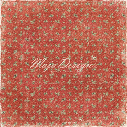 Maja Design I wish for a holly jolly Christmas -skräppipaperi