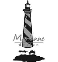Marianne Design stanssisetti Tiny's Lighthouse majakka