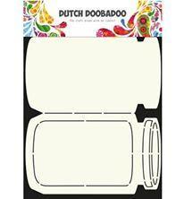 Dutch Doobadoo Cookie Jar -sapluuna