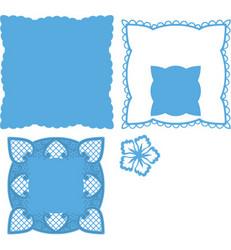 Marianne Designin Anja's squares stanssipaketti