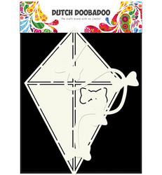 Dutch DooBaDoo Card Art Kite sapluuna leija
