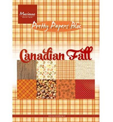 Marianne Design Canadian Fall  paperikko