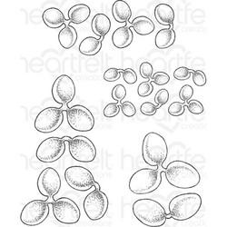 Heartfelt Creationsin Tropical Plumeria -leimasinsetti