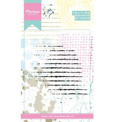 Marianne Design Mixed Media leimasinsetti Grid