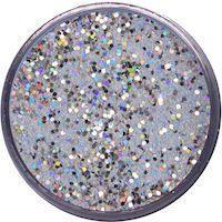 Wow! Embossing Glitters -kohojauhe, sävy Iced Silver, Regular (OM)