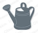 Impression Obsession Watering Can -stanssi, kastelukannu