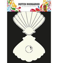 Dutch DooBaDoo Simpukka -sapluuna