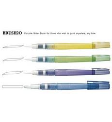 Zig BrushH2O, vesisäiliösivellin, Medium Tip